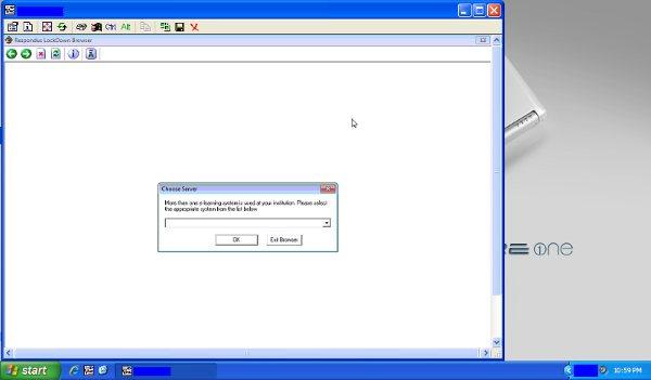 Defeating the Respondus LockDown Browser | Foreverrising Blog