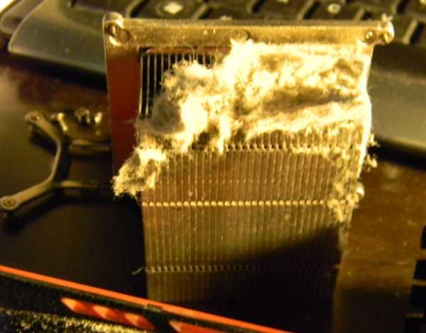 Radeon 5770 Heat Sink